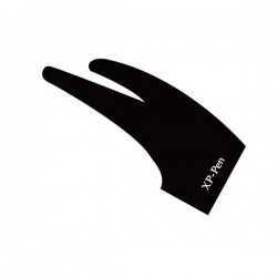 Xp-pen Ac01 Professional Artist Anti-fouling Lycra Glove for Graphics Drawing Tablet (Free Size)