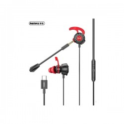 Remax RM-755 Gaming Earphone with Super Bass for Type-C