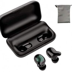 T15 Earbuds TWS Haylou Black