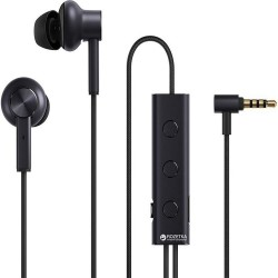 xiaomi mi noise-cancelling in-ear headphones with 3.5mm jack