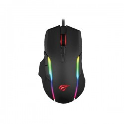 Havit MS1012A RGB Backlit Programmable Gaming Mouse