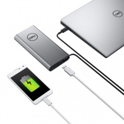 Dell Notebook Power Bank Plus – USB C, 65Wh - PW7018LC