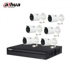 Dahua DH-IPC-HFW1230SP 6 Unit IP Camera With Package