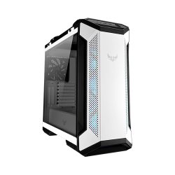 ASUS TUF GAMING GT501 WHITE EDITION TEMPERED GLASS MID-TOWER CASE