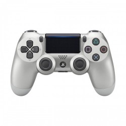 Sony DualShock 4 Silver Wireless Controller for PS4