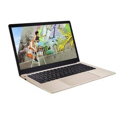 """AVITA LIBER NS13A2 Core i5 8th Gen 13.3"""" Full HD Champagne Gold Color Laptop with Windows 10"""