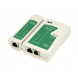 Networking Cable Tester With BNC Test (Battery Included)
