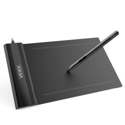 VEIKK S640 Small Dimensions 8.6 x 5.2 x 0.8 inches Drawing Graphic Tablet